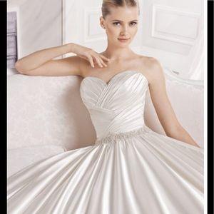 Used, La sposa wedding dress 💍💍NWT for sale